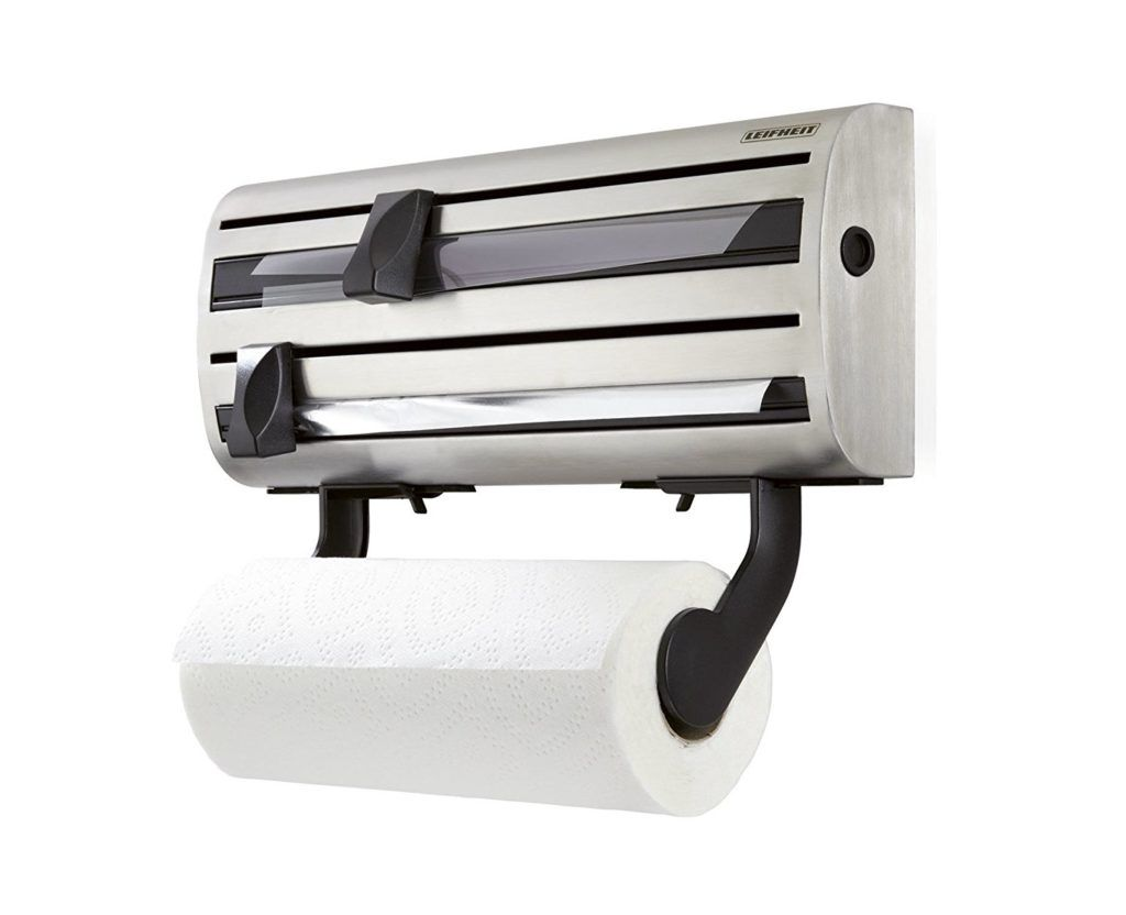 Ein Küchenrollenhalter Gibt Der Küchenrolle Einen Festen Platz.  Insbesondere Hält Er Das Aufgewickelte Küchenpapier In Einer Position, Die  Sein Leichteres ...