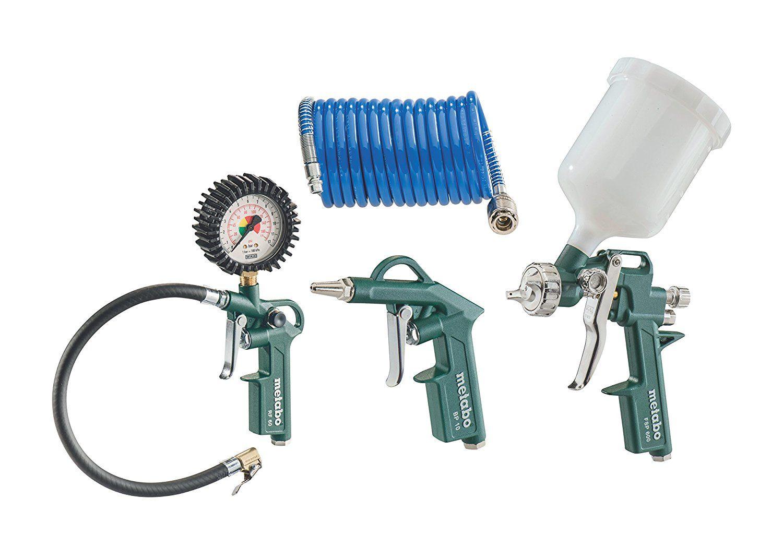 Metabo Zubehör für den Druckluft Kompressor
