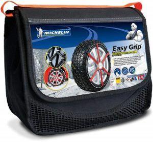 Die 92331 Easy Grip T13 Textilschneekette ist sehr gut verpackt Test
