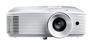 Optoma HD27e DLP Projektor silber