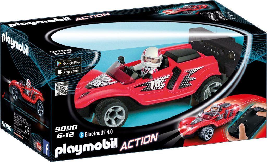 Ferngesteuertes Auto von Playmobil im Test in Verpackung