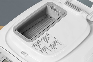 Der Panasonic Brotbackautomat SD-2511 mit Nussverteiler im Test