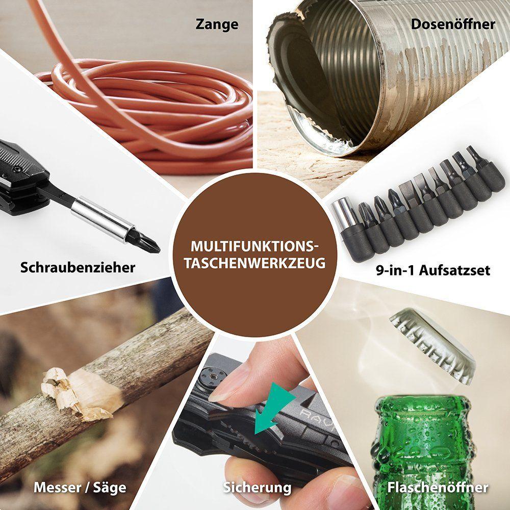 Multi-Tool Taschenmesser im Test - Anwendungsbereiche von Taschenmesser
