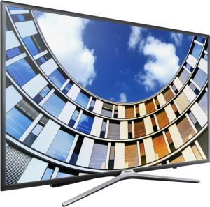 Samsung M5590 80 cm (32 Zoll) Fernseher (Full HD, Triple Tuner, Smart TV) [Energieklasse A]