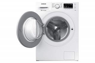 Die WW70J44A3MWEG Waschmaschine Frontlader hat sich sehr gut im Test gezeigt