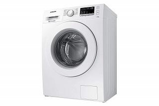 Die WW70J44A3MWEG Waschmaschine Frontlader ist sehr leistungsstark Test