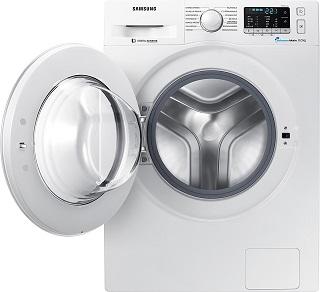 Die WW80J5435DWEG Waschmaschine Frontlader ist von hoher Qualität Test