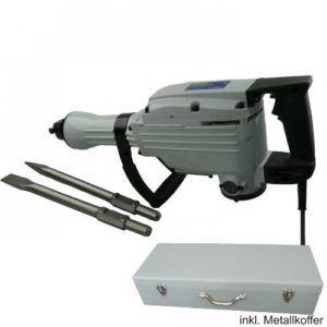 Schlaghammer Meißelhammer 1400W Kinzo XPower Abbruchhammer Stemmhammer