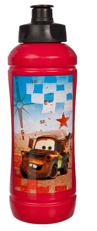 Scooli CAGR9910 Sportflasche, Disney Pixar Cars, ca. 425 ml