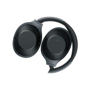 Sony MDR-1000X kabelloser High-Resolution Kopfhörer (Noise Cancelling, Sense Engine, NFC, Bluetooth, bis zu 20 Stunden Akkulaufzeit) schwarz test