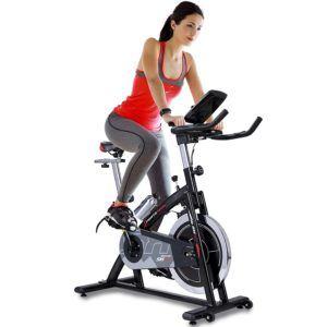 Sportstech Profi Indoor Cycle SX200 mit Smartphone App