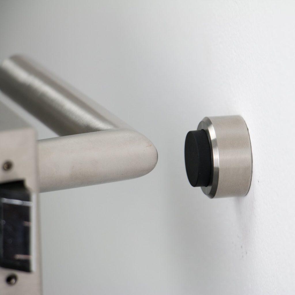 Stoppwerk Türstopper für Türgriff im Test