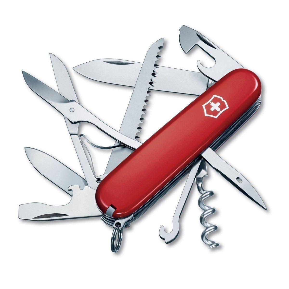 Victorinox Schweizer Taschenmesser. Verschiedene Funktionen