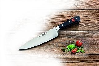 Das Küchenmesser mit 181g Gewicht von Wüsthof 4582-716 im Test und Vergleich bei Expertentesten
