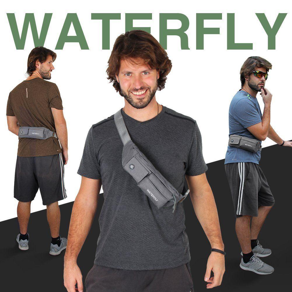 WATERFLY Reisetasche Bauchtasche