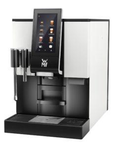 Frontansicht vom Kaffeevollautomat von WMF