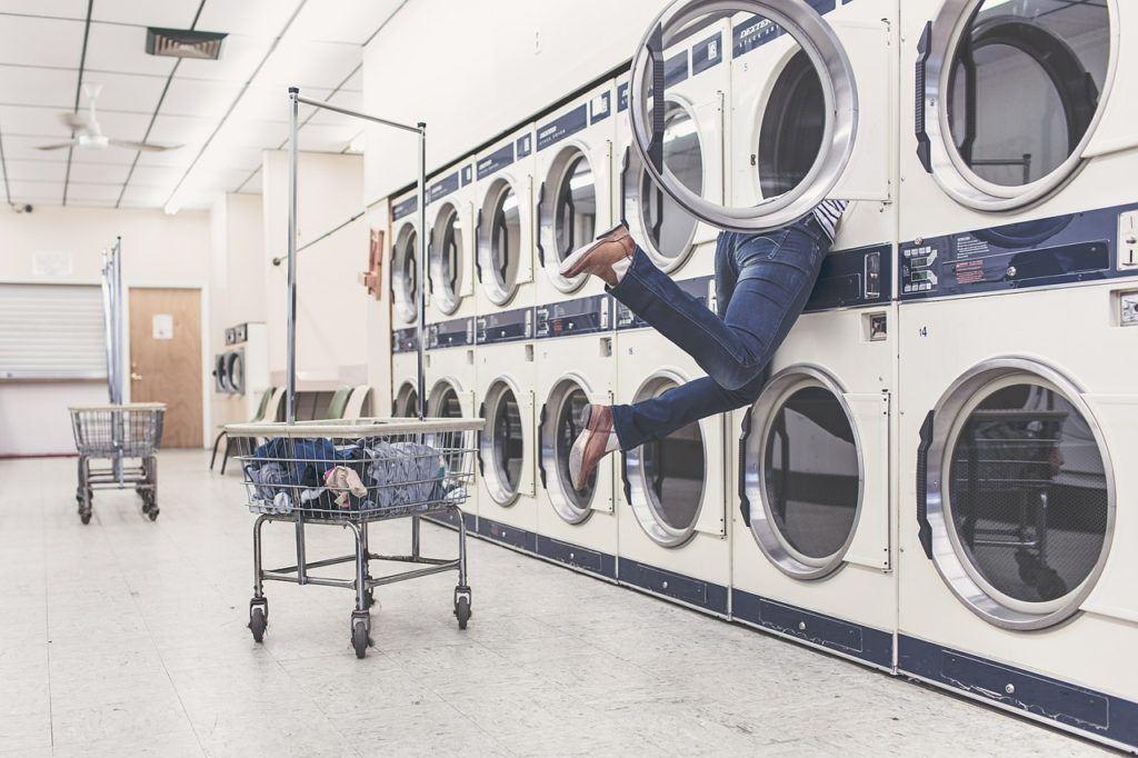Alternative Wäscherei im Waschmaschine Frontlader Test