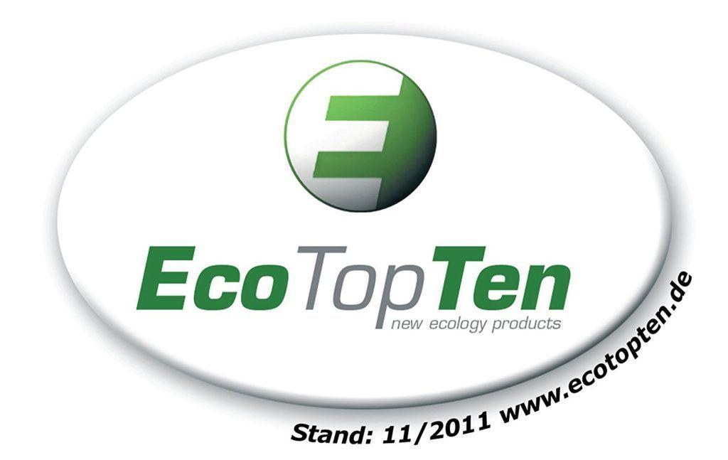 Die Eco Leistung im Waschmaschine Frontlader Test