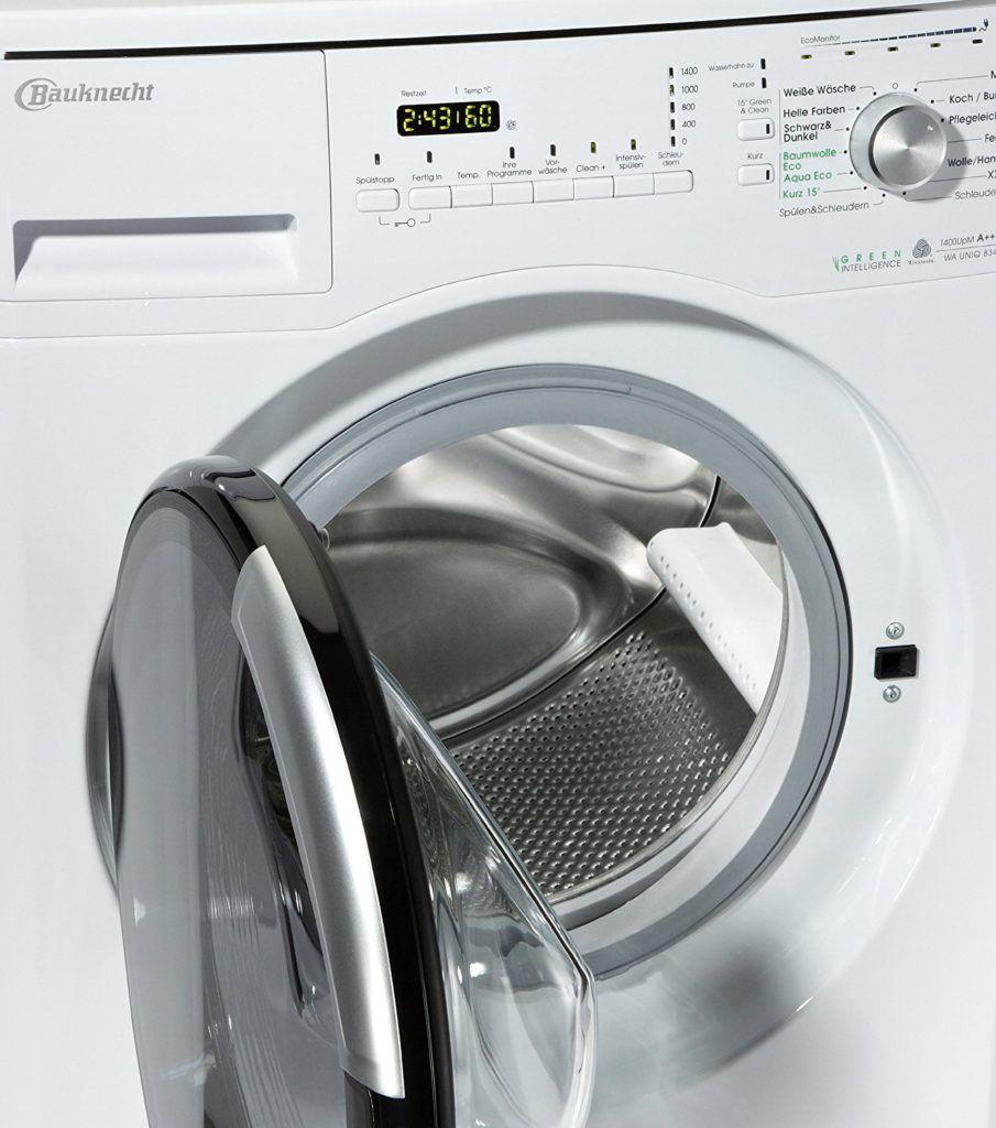 Bauknecht im Waschmaschinen Frontlader Test