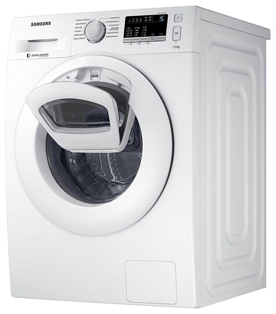 Samsung WW70K4420YW im Waschmaschinen Frontlader Test