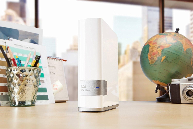 Western Digital 3TB My Cloud persönliche Cloud NAS Festplatte - LAN - WDBCTL0030HWT-EESN Test