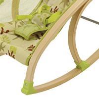 Schadstofffreie Babywippen aus Holz im Blick