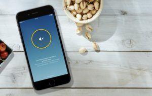 co2 melder verbunden mit smartphone im test