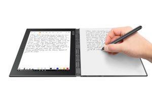 Lenovo 2 in 1 gerät mit Stylus im convertible notebook test