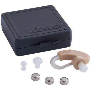 eSecure - Inohr Mini Verstärker Hörgerät Hörhilfe + Batterien