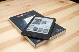 ebook reader im originalverpackung