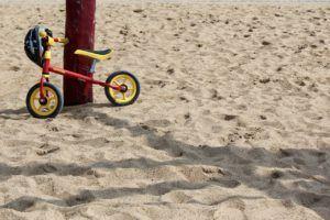 Welche Arten von Kinderfahrrädern gibt es in einem Test
