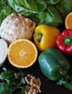 Gemüse Aufbewahrung in einem Einbau Gefrierkombination Testsieger