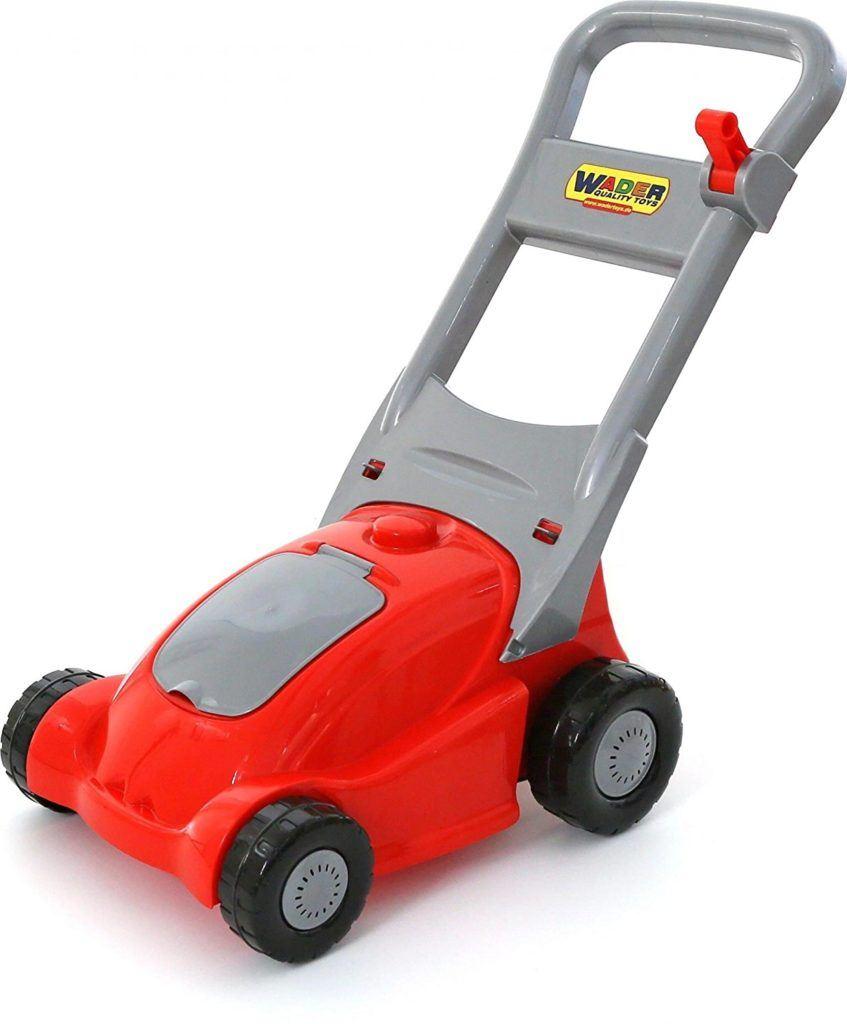 Polesie 41593 Lawn Mower Rot Mit Sound Spielzeug