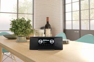 wlan radio in der kücher