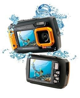 Ansichten von Aquapix W1400 Unterwasserkamera im Test