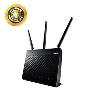 Der RT-AC68U Router von Asus ist sehr stabil und robust Test