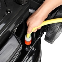 Reinigung und Pflege eines Benzinrasenmähers