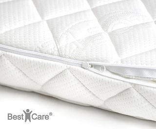 Die BestCare Kinderbettmatratze mit 2 seiten im Test