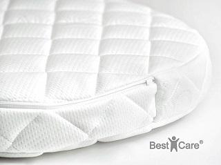 Die BestCare Kinderbettmatratze mit Reissverschluss im Test