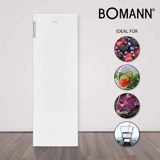 Lebensmittel kühlen mit Bomann VS 3173 Kühlschrank Test