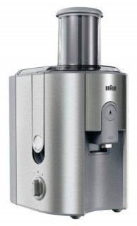 Der Slow Juicer mit 2 Jahre Garantie von Braun J700 Multiquick 7 im Test und Vergleich bei Expertentesten