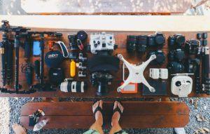 DSLR Kamera Test: Nützliches Zubehör