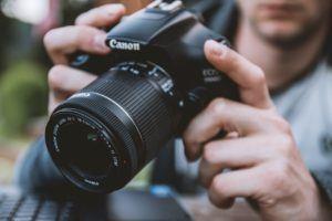 DSLR Kamera Test: Vorteil