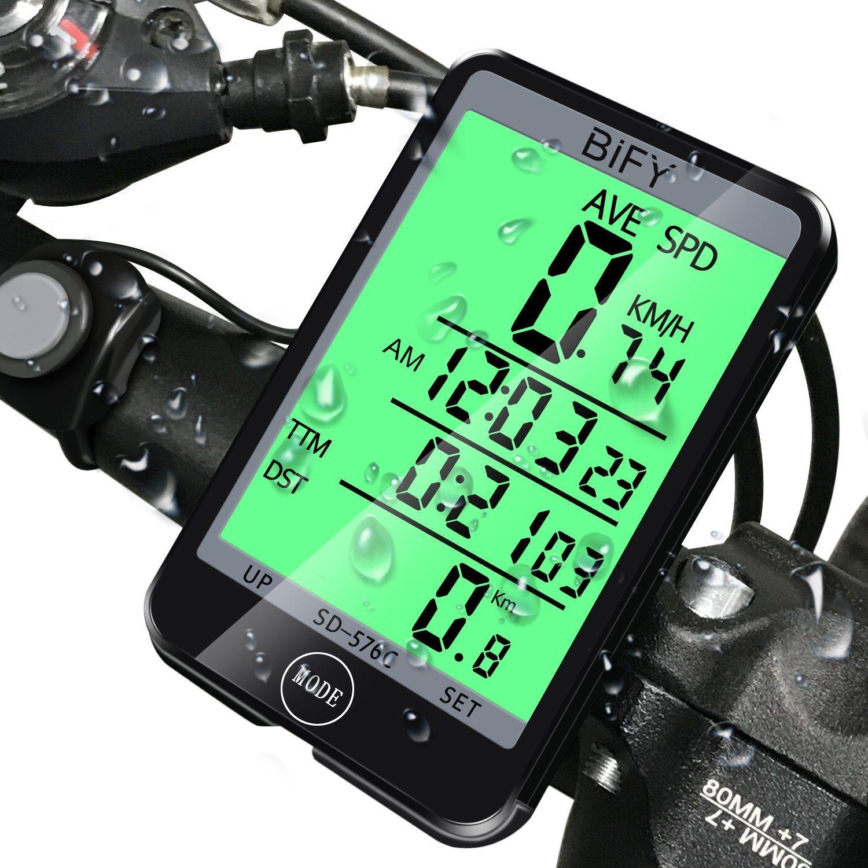 E-Mountainbike Test - Fahrradcomputer ist das praktische Zubehör für E-Bikes