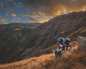 E-Roller Test: Braucht man einen Helm beim Fahren
