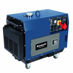 Einhell Diesel Stromerzeuger BT-PG 5000 DD Test