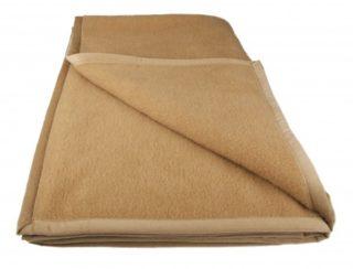 Die Forster Plaids Camel Soft kamelhaardecke im test und vergleich