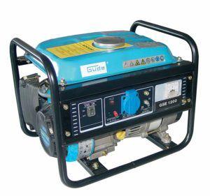 Güde 40639 Stromerzeuger GSE 1200 4T Test