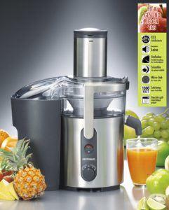 Gastroback 40127 Design Multi Juicer VS Test