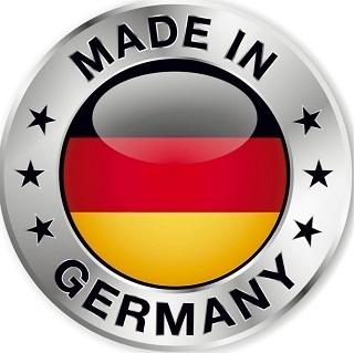 Die Germania Bettwaren ARKTIK Premium Daunendecke wird in Deutschland hergestellt.